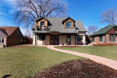 Denver Single Family Home Active: 2431 Quitman Street