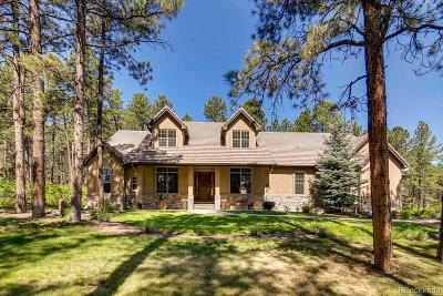 Larkspur Single Family Home Under Contract: 1235 Hoosier Drive