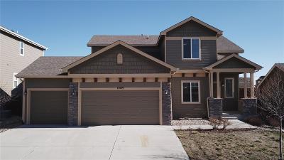 Peyton Single Family Home Active: 10497 Mount Evans Drive