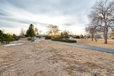 Aurora Residential Lots & Land Under Contract: 11110 East Evans Avenue