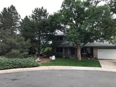 Northridge Single Family Home Under Contract: 8400 South Piney Point Street