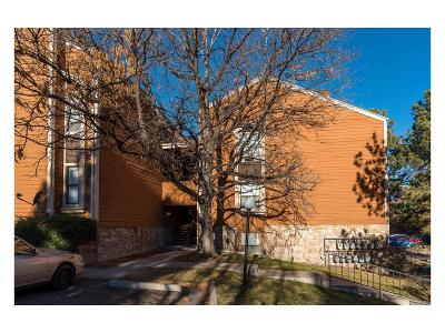 Aurora Condo/Townhouse Under Contract: 4286 South Salida Way #13