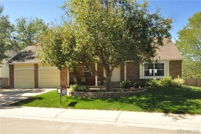 Centennial Single Family Home Active: 6533 South Kearney Circle