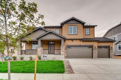 Commerce City Single Family Home Active: 11722 East Ouray Court