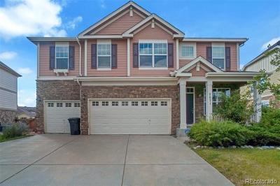 Aurora Single Family Home Active: 7071 South Oak Hill Circle