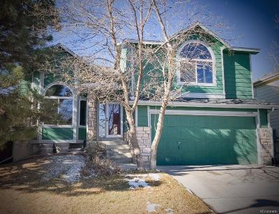 Littleton Single Family Home Active: 6095 South Routt Street