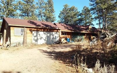 Golden Single Family Home Active: 30573 Blue Mountain Road