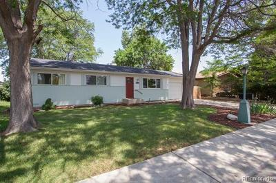 Boulder County Single Family Home Active: 124 Mumford Avenue