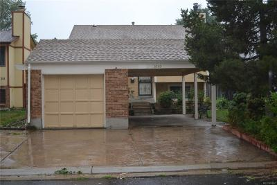 Westminster Single Family Home Active: 3740 West 90th Way