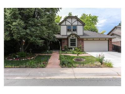 Centennial Single Family Home Active: 8127 South Garfield Way