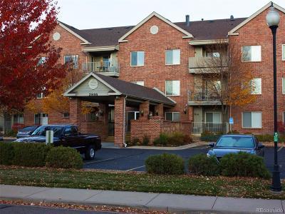 Littleton Condo/Townhouse Active: 2895 West Riverwalk Circle #113