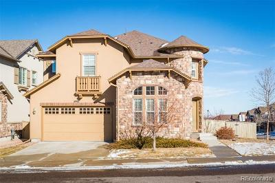 Highlands Ranch Single Family Home Active: 10901 Ashurst Way