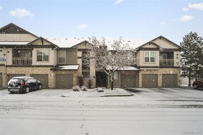 Littleton Condo/Townhouse Under Contract: 7482 South Quail Circle #716