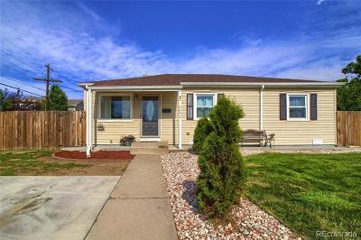 Parkwood Single Family Home Active: 9390 Palo Verde Street
