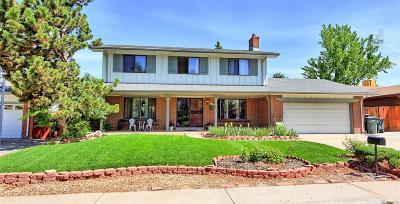 Aurora Single Family Home Active: 12035 East Oregon Circle