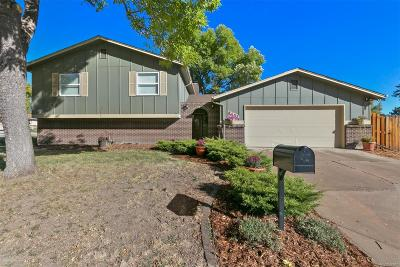 Arvada Single Family Home Active: 9463 West 77th Place