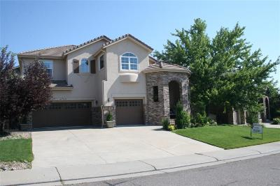 Highlands Ranch Single Family Home Under Contract: 4763 Briarglen Lane
