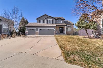 Lone Tree CO Single Family Home Active: $598,000