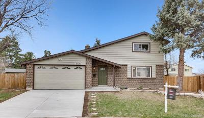 Westminster Single Family Home Active: 9520 Meade Street