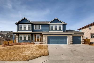 Briargate Single Family Home Under Contract: 8412 Windy Hill Drive