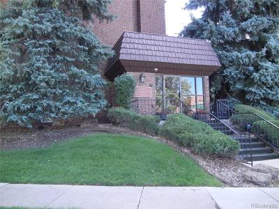 Denver Condo/Townhouse Active: 4110 Hale Parkway #2G