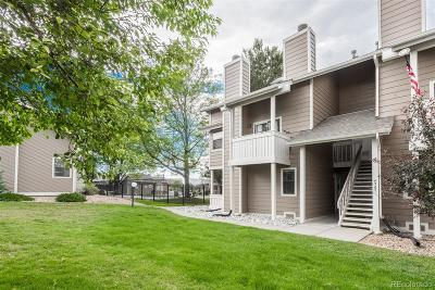 Aurora Condo/Townhouse Active: 4323 South Andes Way #102