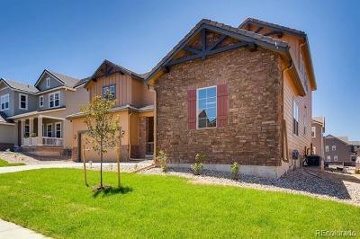 Broomfield Single Family Home Active: 16123 Swan Mountain Drive