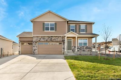 Castle Rock Single Family Home Active: 2270 Echo Park Drive