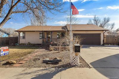 Arvada Single Family Home Under Contract: 7256 West 79th Drive