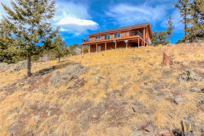 Park County Single Family Home Under Contract: 18 Hilltop Drive