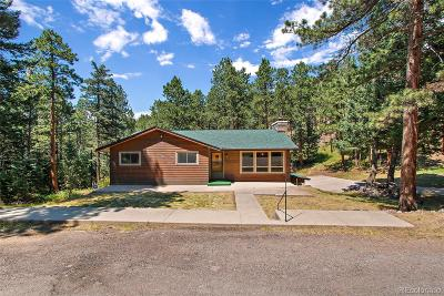 Conifer, Evergreen Single Family Home Under Contract: 30345 Lone Spruce Road