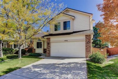 Highlands Ranch Single Family Home Active: 9992 Deer Creek Court
