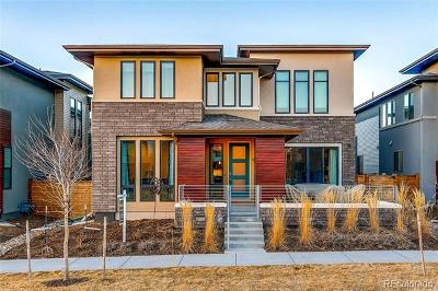 Denver CO Single Family Home Active: $1,249,000