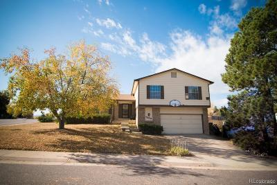 Jefferson County Single Family Home Active: 7569 South Holland Court
