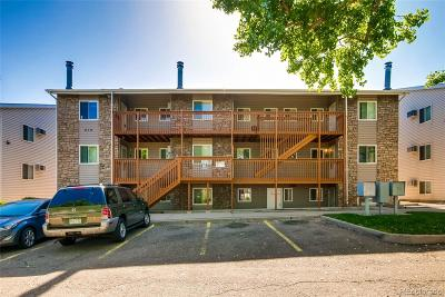 Lakewood Condo/Townhouse Under Contract: 210 South Ingalls Street #6