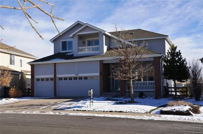 Littleton Single Family Home Under Contract: 7578 Bison Court