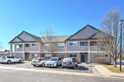 Littleton Condo/Townhouse Under Contract: 4385 South Balsam Street #15-103