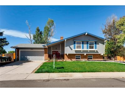 Thornton Single Family Home Active: 4787 East 129th Avenue
