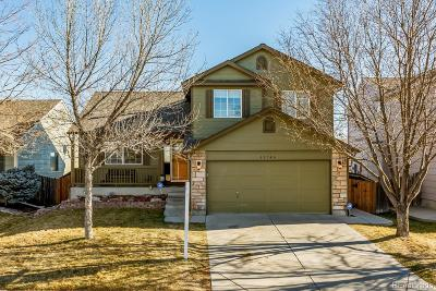 Commerce City Single Family Home Under Contract: 11746 Oswego Street