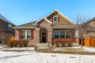 Single Family Home Under Contract: 886 Ulster Way