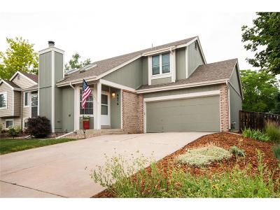 Highlands Ranch Single Family Home Under Contract: 9076 Laurel Court