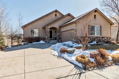 Golden Single Family Home Under Contract: 604 Golden Eagle Circle