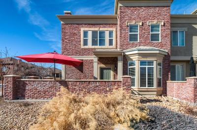 Highlands Ranch Condo/Townhouse Under Contract: 791 Rockhurst Drive #C