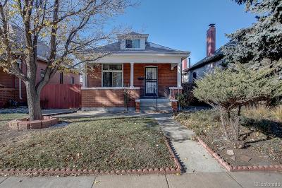 Denver Single Family Home Under Contract: 2955 York Street