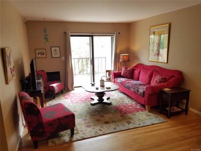Conifer, Evergreen Condo/Townhouse Under Contract: 31270 John Wallace Road #408