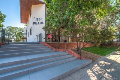 Boulder County Condo/Townhouse Active: 1934 18th Street #13