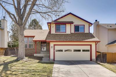 Highlands Ranch Single Family Home Under Contract: 1046 Brittany Way