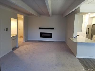 Denver Condo/Townhouse Active: 7865 East Mississippi Avenue #104