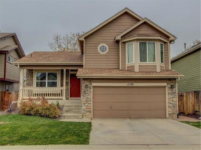 Broomfield Single Family Home Active: 12198 Crabapple Street