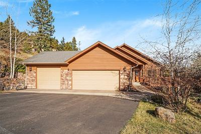 Evergreen Single Family Home Under Contract: 6934 Woodchuck Way